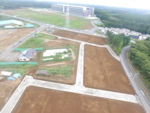 国補街整 第28-16-318-0-012号 外2本合併 宅地造成・道路改良舗装・下水道工事(南その4)