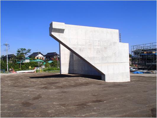 国補地道第24-03-846-0-012号橋梁下部工事(A2橋台)((仮称)新利根川橋)