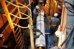 H25国補下1-1公共下水道管路工事