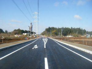 国補街整 第25-16-236-0-003号 合併 道路築造・下水道工事(その2)