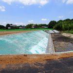 H27国補下第1-4号荒川本郷地内調整池整備工事
