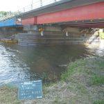 国補地道第27-04-188-0-001号精進橋耐震補強工事