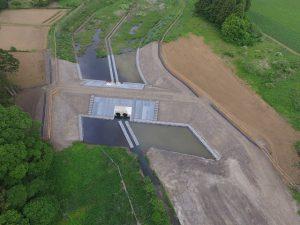 H28国補下第1-1号 荒川本郷地内調整池整備工事